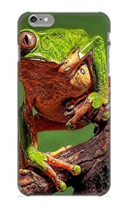 Awesome Case Cover/iphone 6 Plus Defender Case Cover(Animal Frog) Gift For Christmas