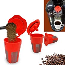 Perfect Reusable Pod Carafe Refillable Capsule, Keurig 2.0 and K500, K400, K300 and K200 Models Compatible