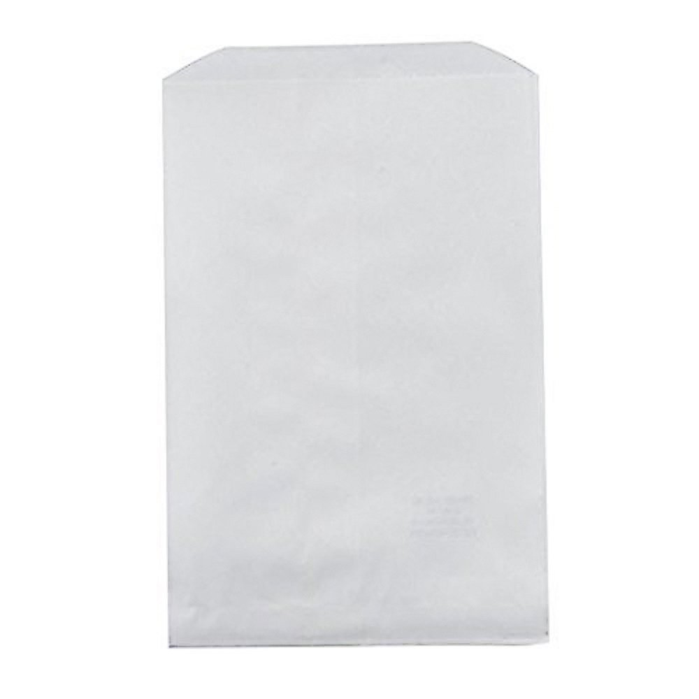 200 pcs 6'' X 9'' White Kraft Paper Bags for Candy, Cookies, Doughnut, Crafts, Party favors, Sandwich, Jewelry, Merchandise, Gift bags