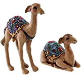 Jim Shore GATHERED IN HIS NAME 4041089 Mini Camels Nativity