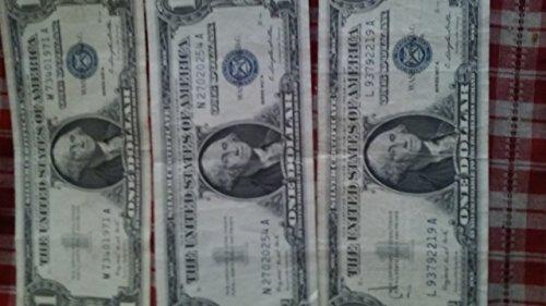old dollar bills - 4