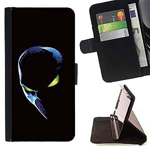 Jordan Colourful Shop - Superhero Villain For Samsung Galaxy A3 - < Leather Case Absorci????n cubierta de la caja de alto impacto > -