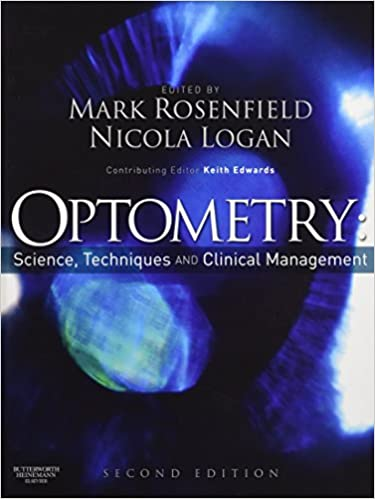 Optometry: Science, Techniques and Clinical Management: Mark