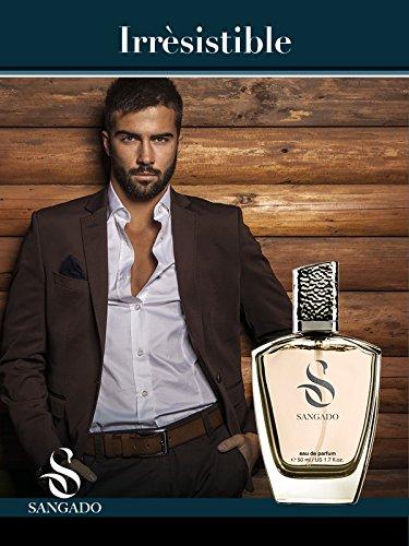 Sangado Irresistible Agua de Perfume para Hombre - 50 ml: Amazon.es: Belleza