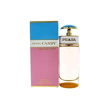 bebfffcf63 Amazon.com : Prada Candy Sugar Pop Eau De Parfum Spray For Women 2.7 Oz/80  ml Brand New Item In Box : Beauty