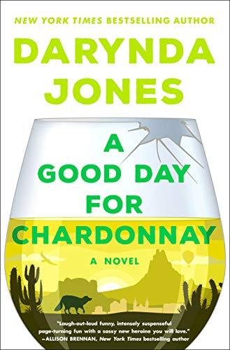 Book Cover: A Good Day for Chardonnay
