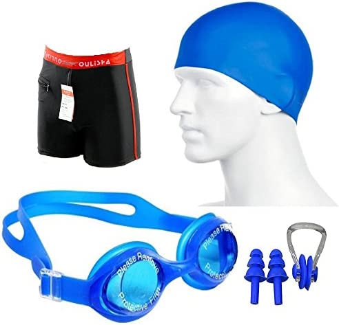 4c28f8d1f4 Buy BLT BLT-1666 Swimming Kit (Multicolour) Online at Low Prices in India -  Amazon.in