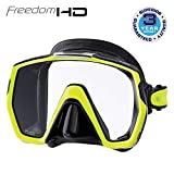 Tusa Freedom HD - snorkeling scuba diving mask professional adult silicone