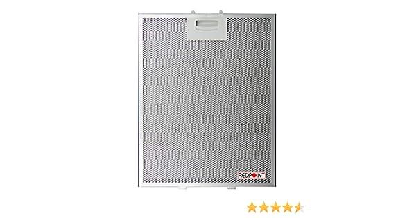 Filtro de aluminio para campanas de 250 x 311 x 8 adaptable Bosch 00353110/353110: Amazon.es: Grandes electrodomésticos