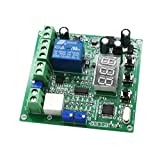 Baoblaze C240 Detection Overcurrent ProtectionCurrent Measuring Sensor DC 0-5A Linear Detection Adjustable Power Supply Module with LED Display