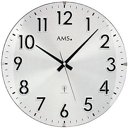 Diseño 5973 Reloj de pared redondo alta calidad Radio Reloj Reloj de cocina oficina