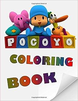 Amazon.com: POCOYO coloring book (9781983998966): Mrs Kelinka: Books