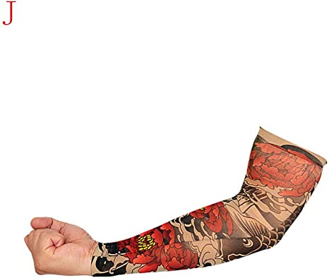 Manguito de brazo tatuaje Cool, mamum Gemelos brazo hombre ...