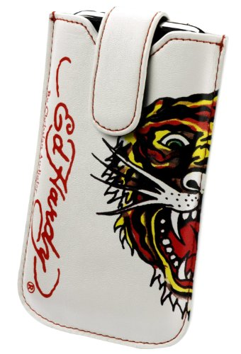 Ed Hardy Universal Case with Snap Tab - Tiger Ed Hardy New Tiger