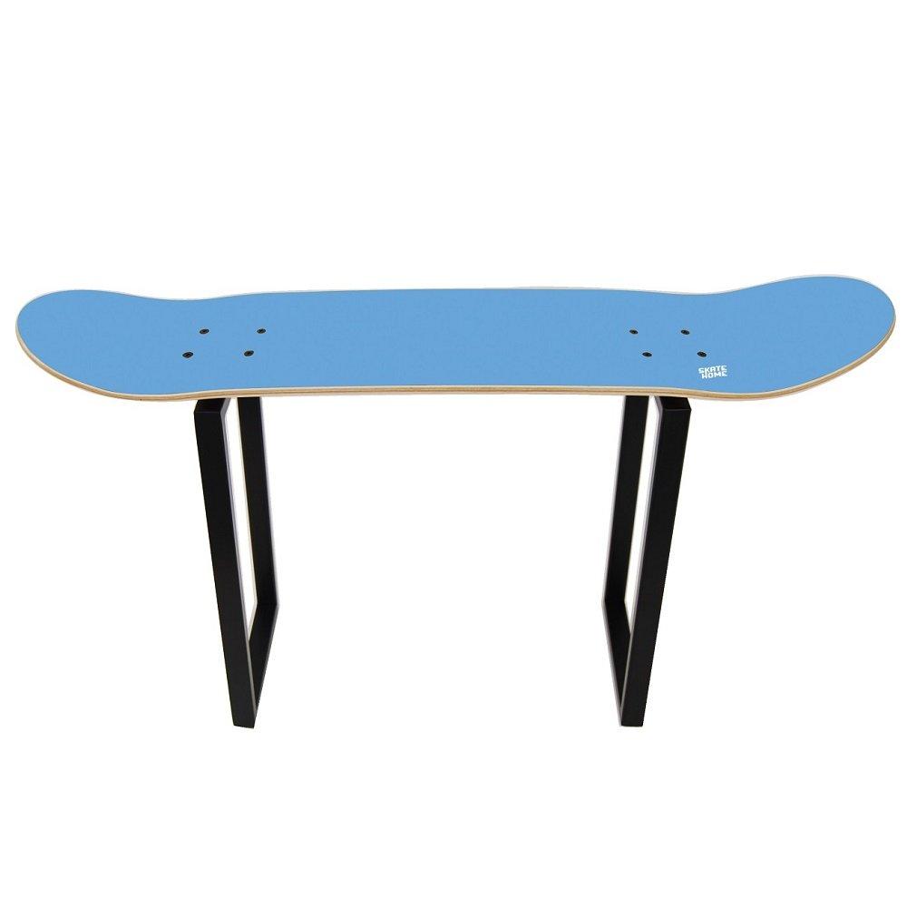 SKATE HOME Taburete Azul Skate para Cualquier habitación de la casa