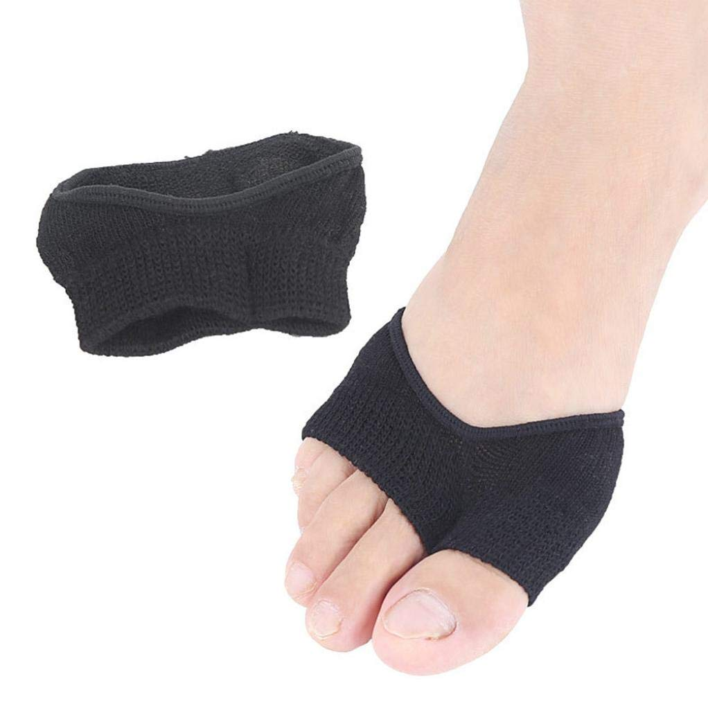 Hammer Toe Straightener Sweat-Absorbent Cotton Thin Section Two-Toe Non-Slip Thumb Aligner Ladies Durable