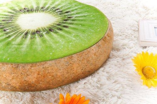 Kiwi Pillow Fruit Plush 5