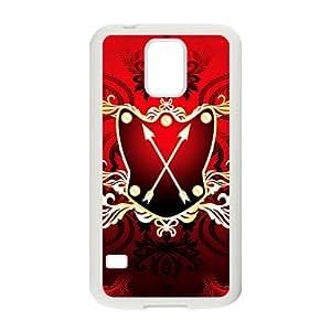 Festival Red Badge Custom Protective Hard Phone Cae For Samsung Galaxy S5