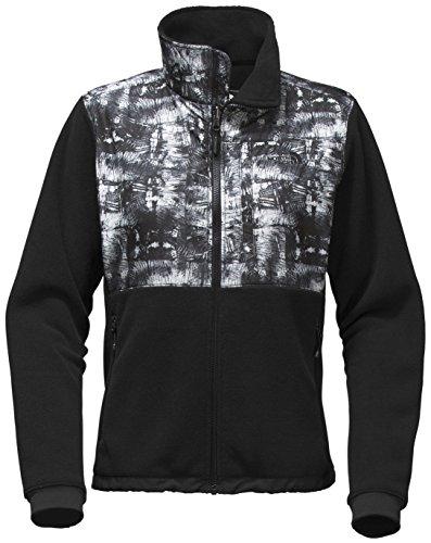 The North Face Denali 2 Jacket - Women's TNF Black/TNF Black Shiborini Print Medium