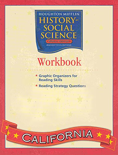 Houghton Mifflin Social Studies: Practice Book Consmbl L6