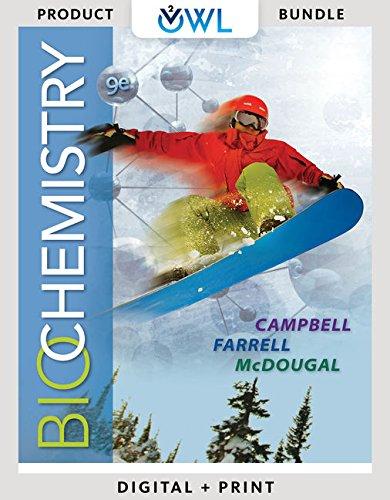 Bundle: Biochemistry, Loose-Leaf Version, 9th + OWLv2,1 term Printed Access Card