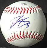 DUSTIN ACKLEY SIGNED BASEBALL SEATTLE MARINERS AUTOGRAPHED 1ST RD PICK COA K1