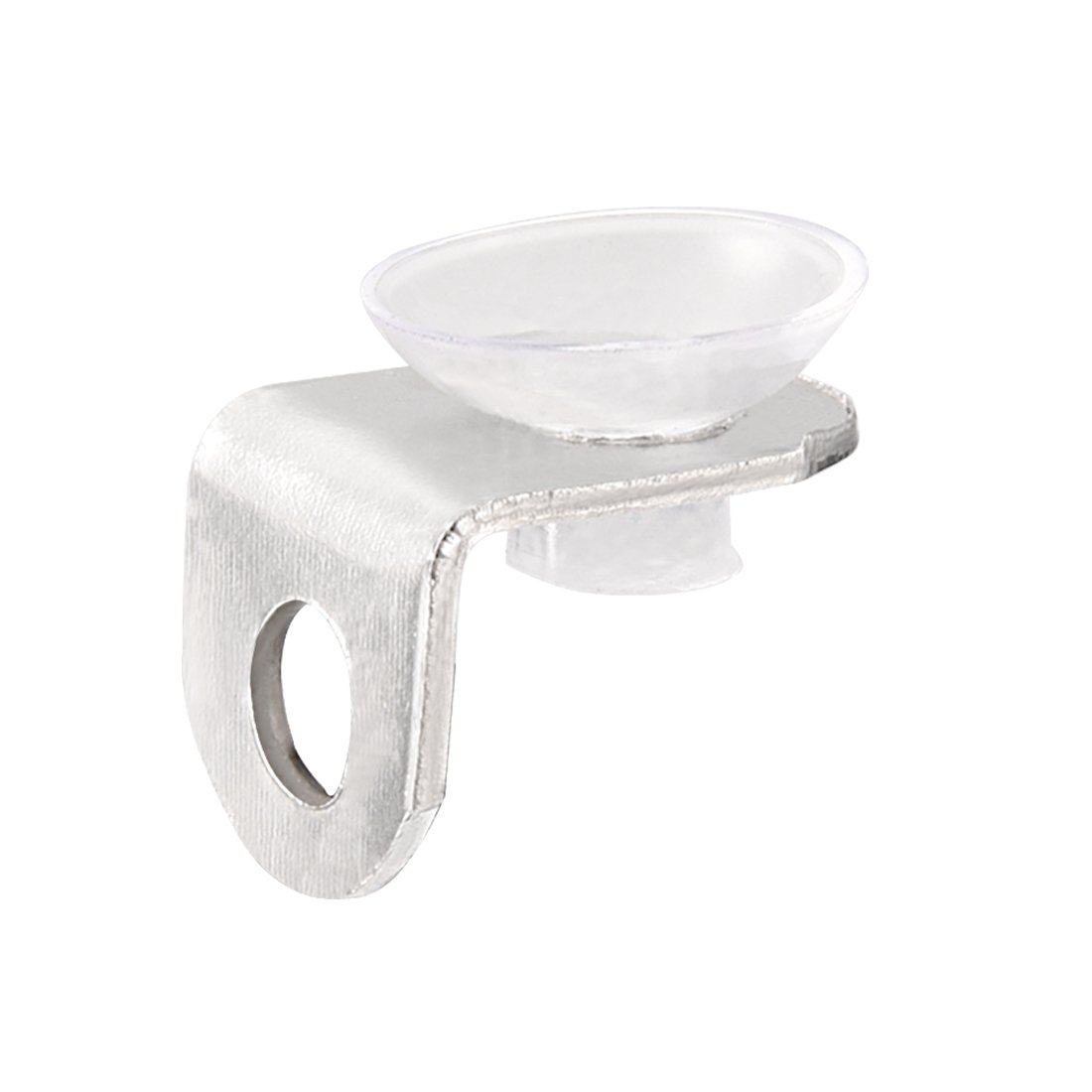 uxcell Right Degree Suction Cup Glass Shelf Support Clamp Clip Bracket 20pcs US-SA-AJD-257555