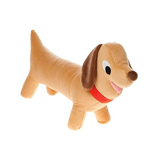 Cojín en forma de perro diggedy Dawg: Amazon.es: Hogar