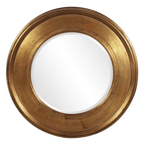 Howard Elliott 56055 Valor Mirror, Gold