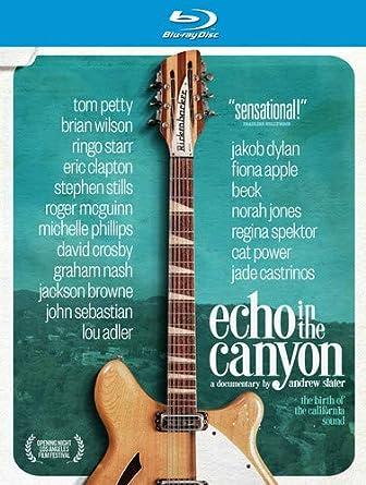 Amazon.com: Echo in the Canyon [Blu-ray]: Lou Adler, Fiona Apple ...