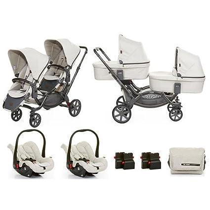 Trio gemelar ABC Design Zoom Camel: Amazon.es: Bebé