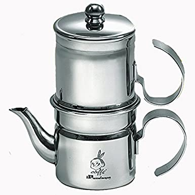 Cafetera napolitana 6 tazas de Passalacqua: Amazon.es ...