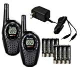 Cobra Electronics Walkie-Talkie CXT235 Two-Way Radio, Outdoor Stuffs