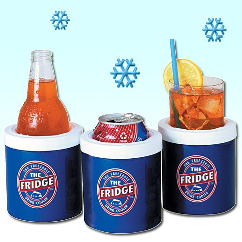Fridge Freezable Can Cooler  Sold Individually
