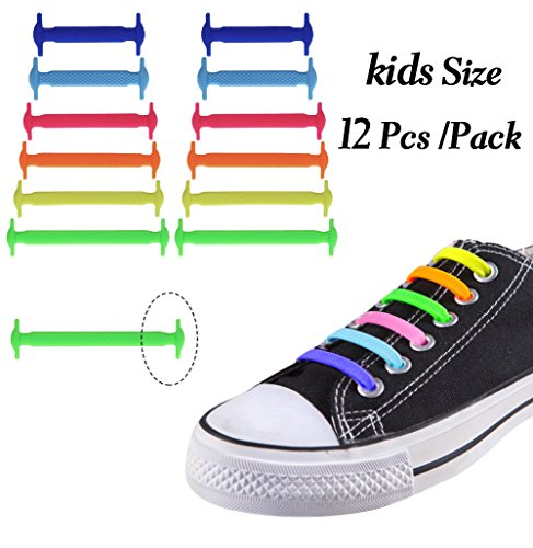Attmu Tie Shoelaces Kids Adults product image