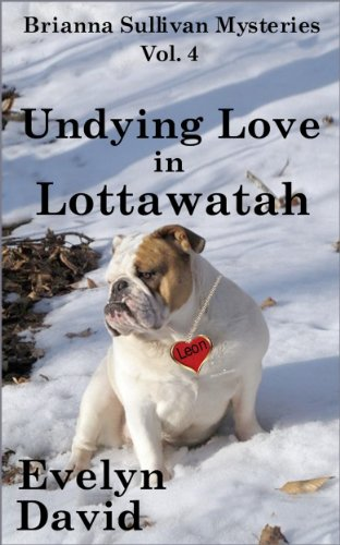 book cover of Undying Love in Lottawatah