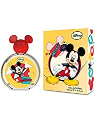 Disney Mickey Mouse Eau de Toilette Spray, 3.4 Ounce