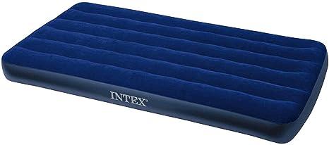 Intex 68757 - Colchón hinchable Classic individual 99 x 191 x 22 ...