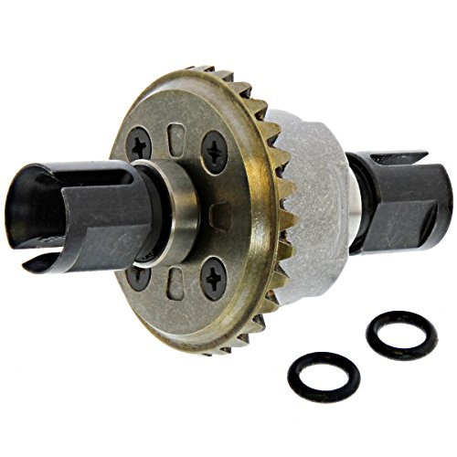 (HPI 1/8 Savage XL Flux Differential, OUTDRIVES & Ring Gear Front Rear Bevel)