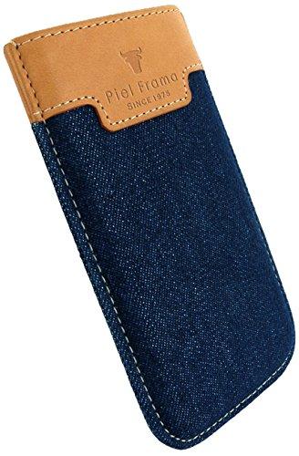 Piel Frama Jeans Style Etui pour iPhone 6 Denim