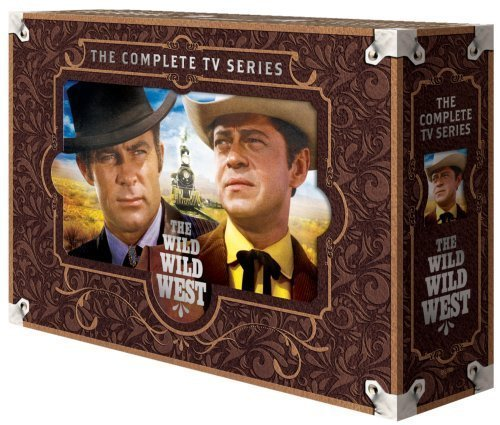 (The Wild Wild West: The Complete Series (1965) by Paramount)