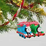 Hallmark Keepsake Christmas Ornament 2018 Year Dated, Thomas and Friends Thomas and Percy