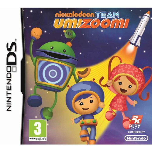 Team Umizoomi - Nintendo DS
