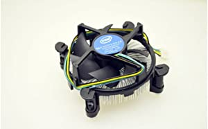 PartsCollection Genuine E97379-003 CPU Cooling Fan for Intel Core i3/i5 Processors LGA1150 / LGA1151 / LGA1155 / LGA1156 Socket