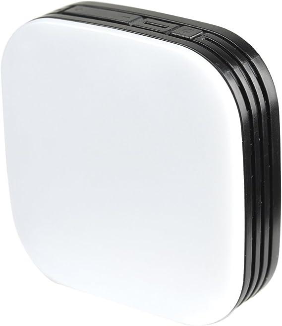 White Light CellphoneMall LED Video Light 2 PCS 6W 12 SMD 5730 LED Photography Photo Studio Portable Handheld Light Lamp Color : Warm White
