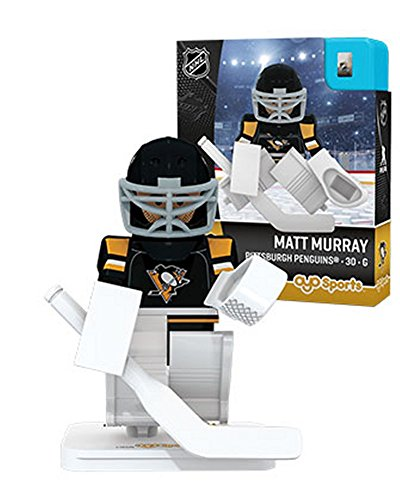 OYO Sports NHL Minifigure Pittsburgh Penguins Matt Murray