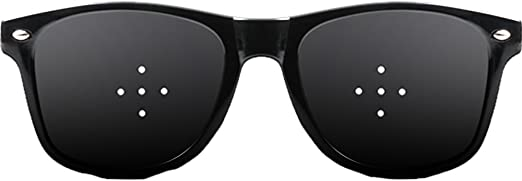 視力 回復 メガネ