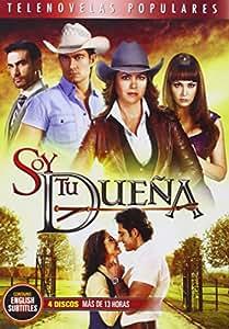 Soy Tu Dueña [DVD]