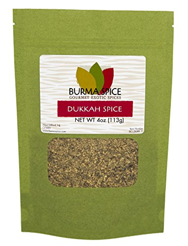 (Dukkah Spice | EgyptianNut and Spice Blend | Perfect for Hummus or Baba ganoush | (4 oz.))