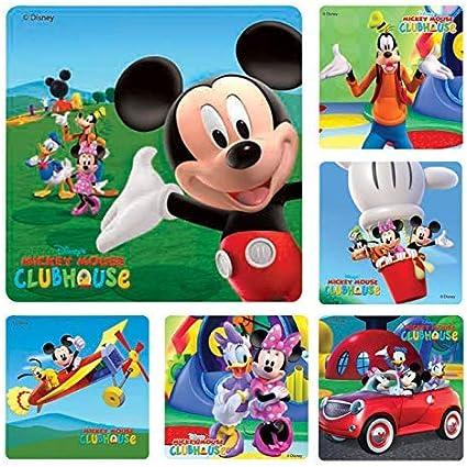 Birthday Party Teachers Doctors Disney Princess Stickers x 15 Motivational